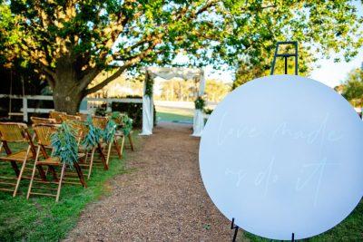 DIY Country Wedding Venue Yarrawonga North East Victoria