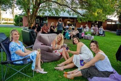 Outdoor event venue Yarrawonga
